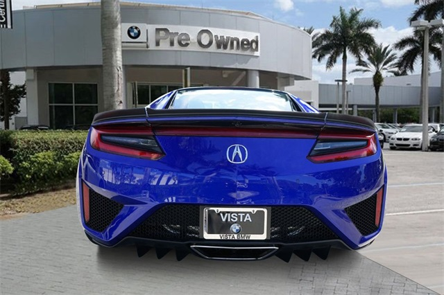 Pre-Owned 2017 Acura NSX Base