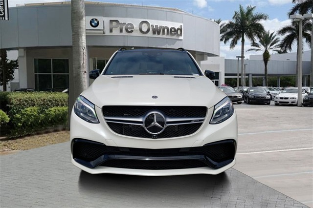 Pre-Owned 2018 Mercedes-Benz GLE GLE 63 S AMG®