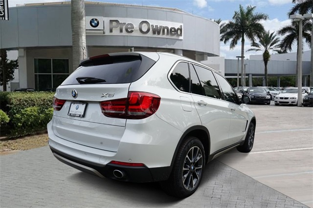Certified Pre-Owned 2017 BMW X5 sDrive35i