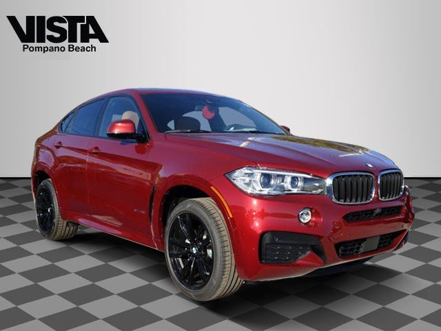 New 2019 Bmw X6 Sdrive35i With Navigation