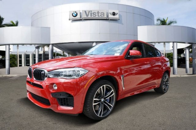 Pre-Owned 2018 BMW X6 M Base