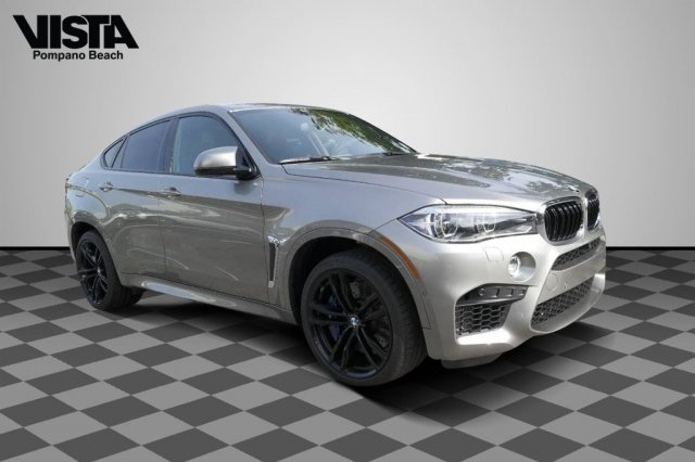 New 2019 Bmw X6 M Base With Navigation Awd