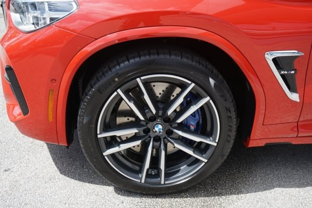 New 2020 BMW X4 M Base Base