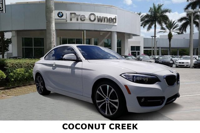 Bmw Certified Pre Owned >> Certified Pre Owned 2016 Bmw 2 Series 228i Xdrive Awd