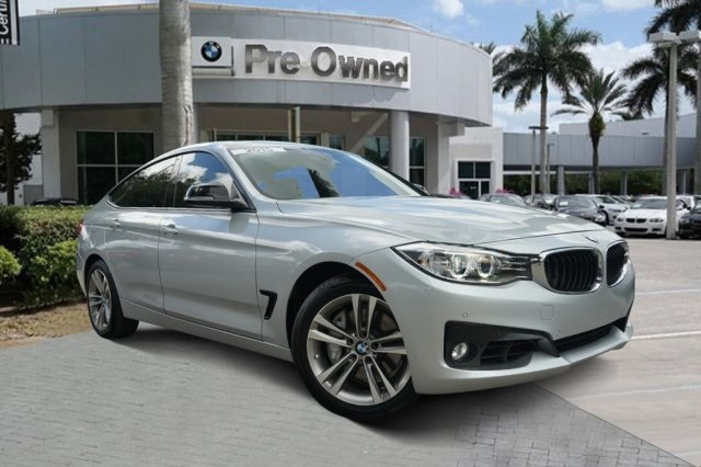 Pre-Owned 2015 BMW 3 Series 335i xDrive Gran Turismo