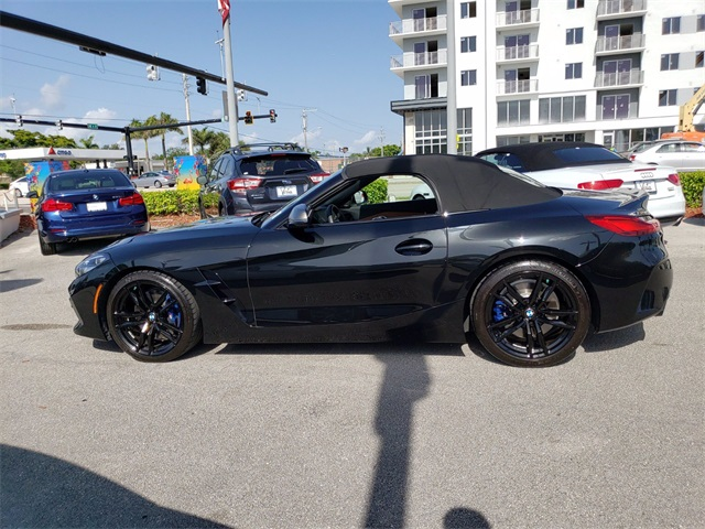 Pre-Owned 2020 BMW Z4 sDrive M40i