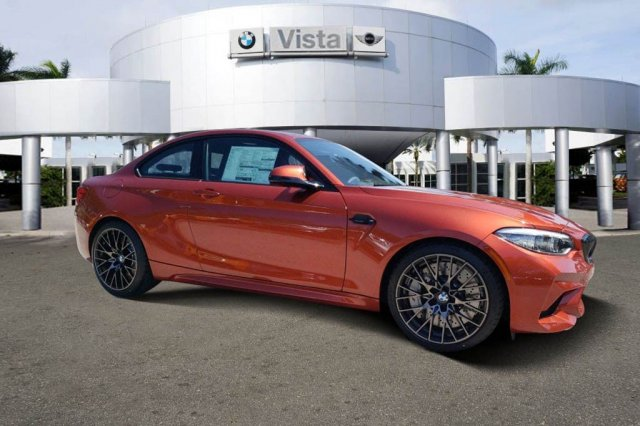 New 2019 Bmw M2 Competition With Navigation