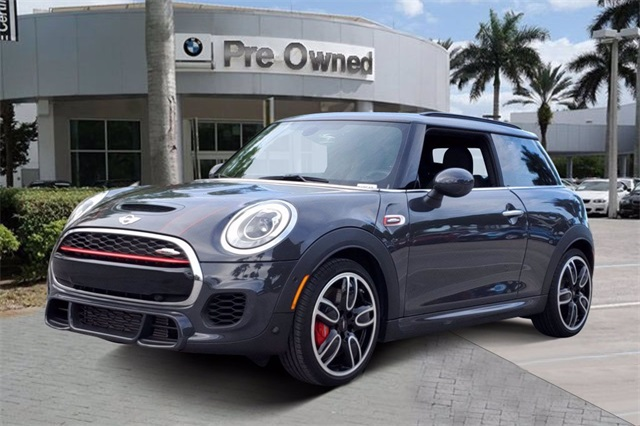Pre-Owned 2018 MINI John Cooper Works Base