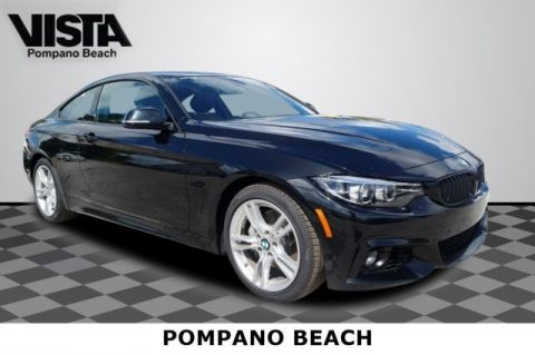 New Bmw 4 Series Available Vista Bmw Coconut Creek
