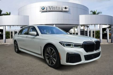 New 2020 BMW 7 Series M760i