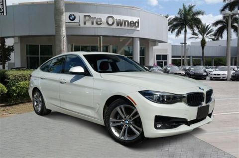 Pre-Owned 2019 BMW 3 Series 330 Gran Turismo i xDrive