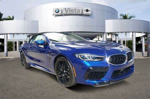 New 2020 BMW M8 Base